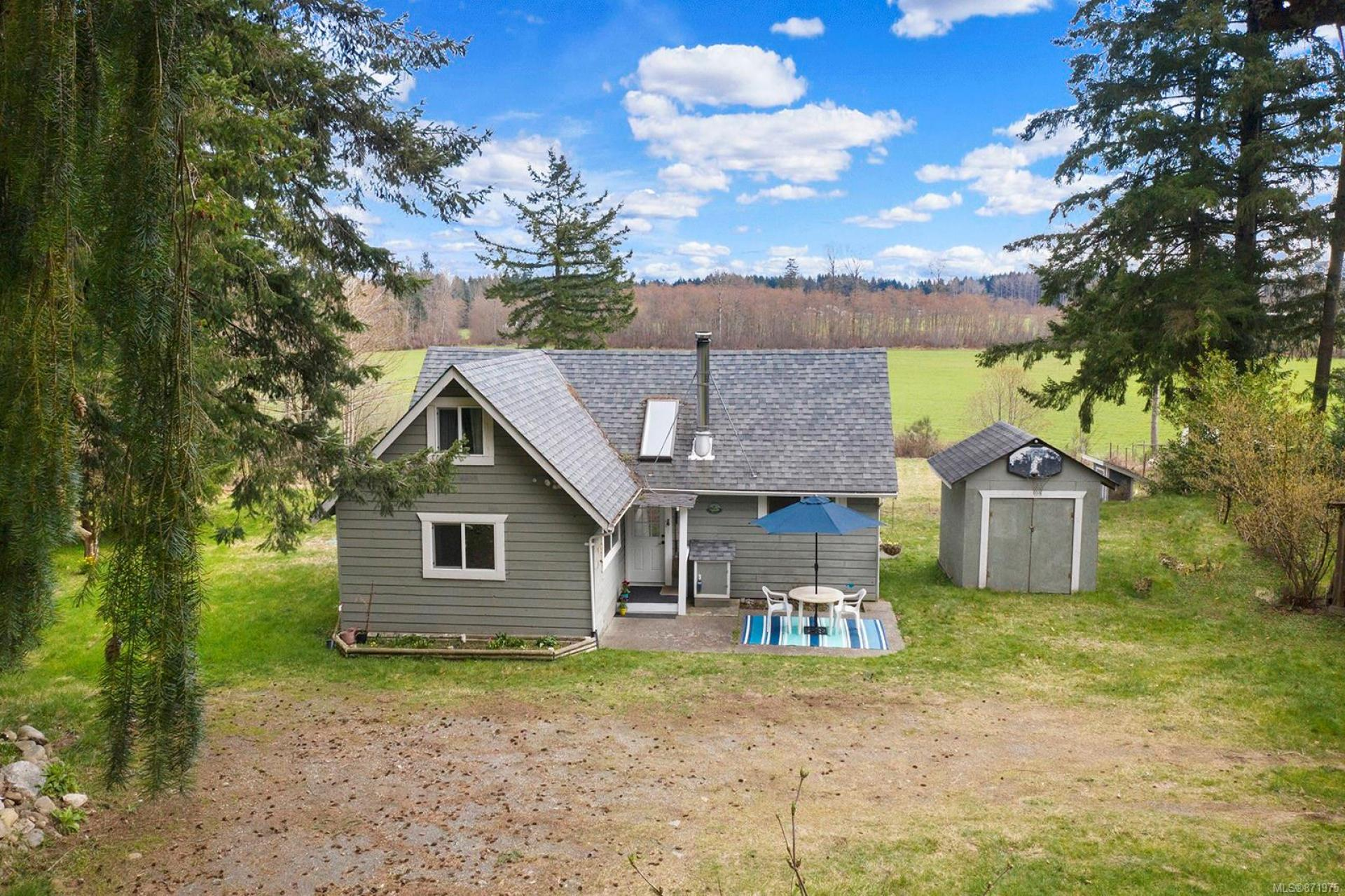 4381 Macaulay Road, Merville Black Creek, Comox Valley