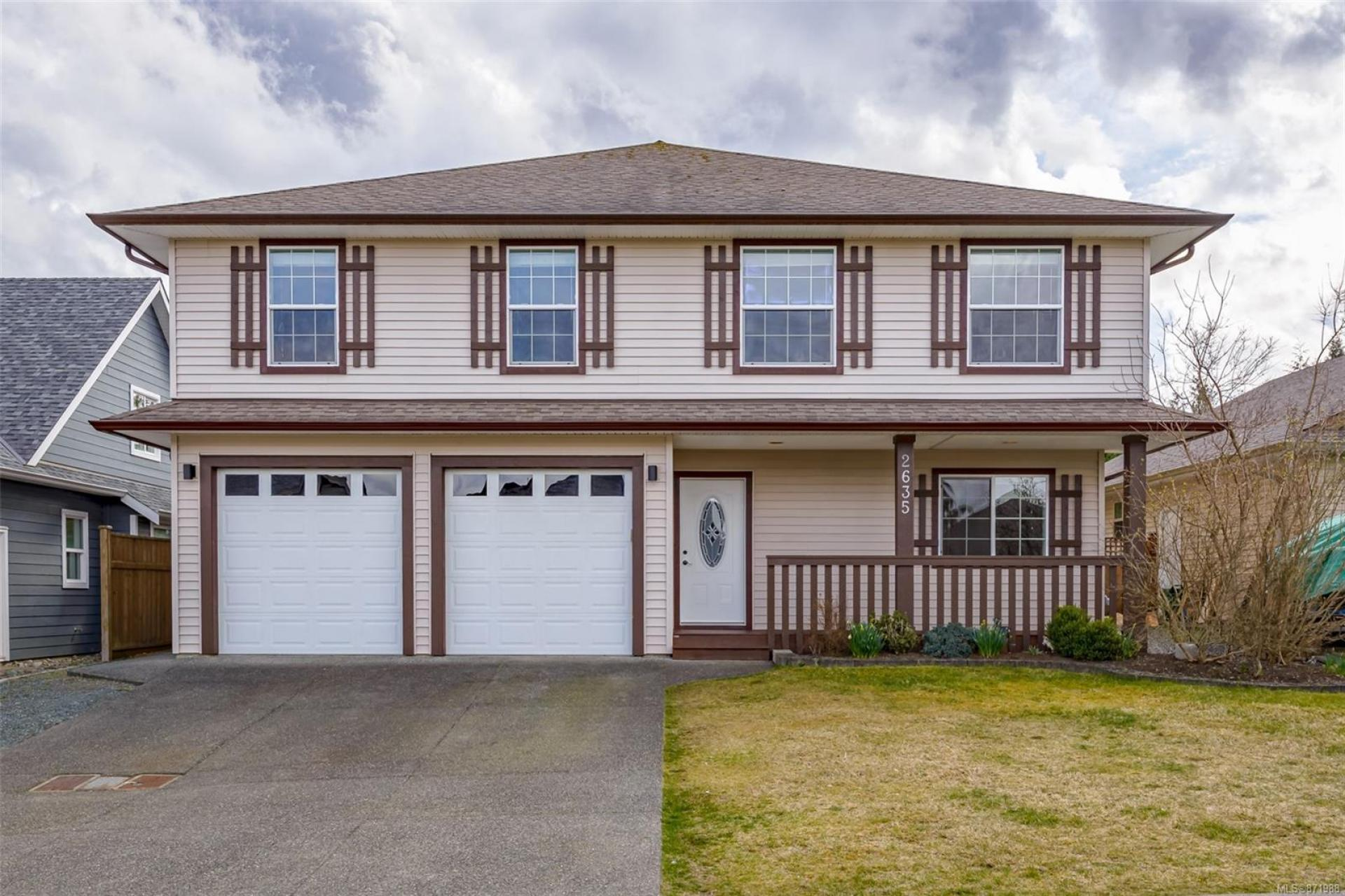 2635 Rydal Avenue, Comox Valley
