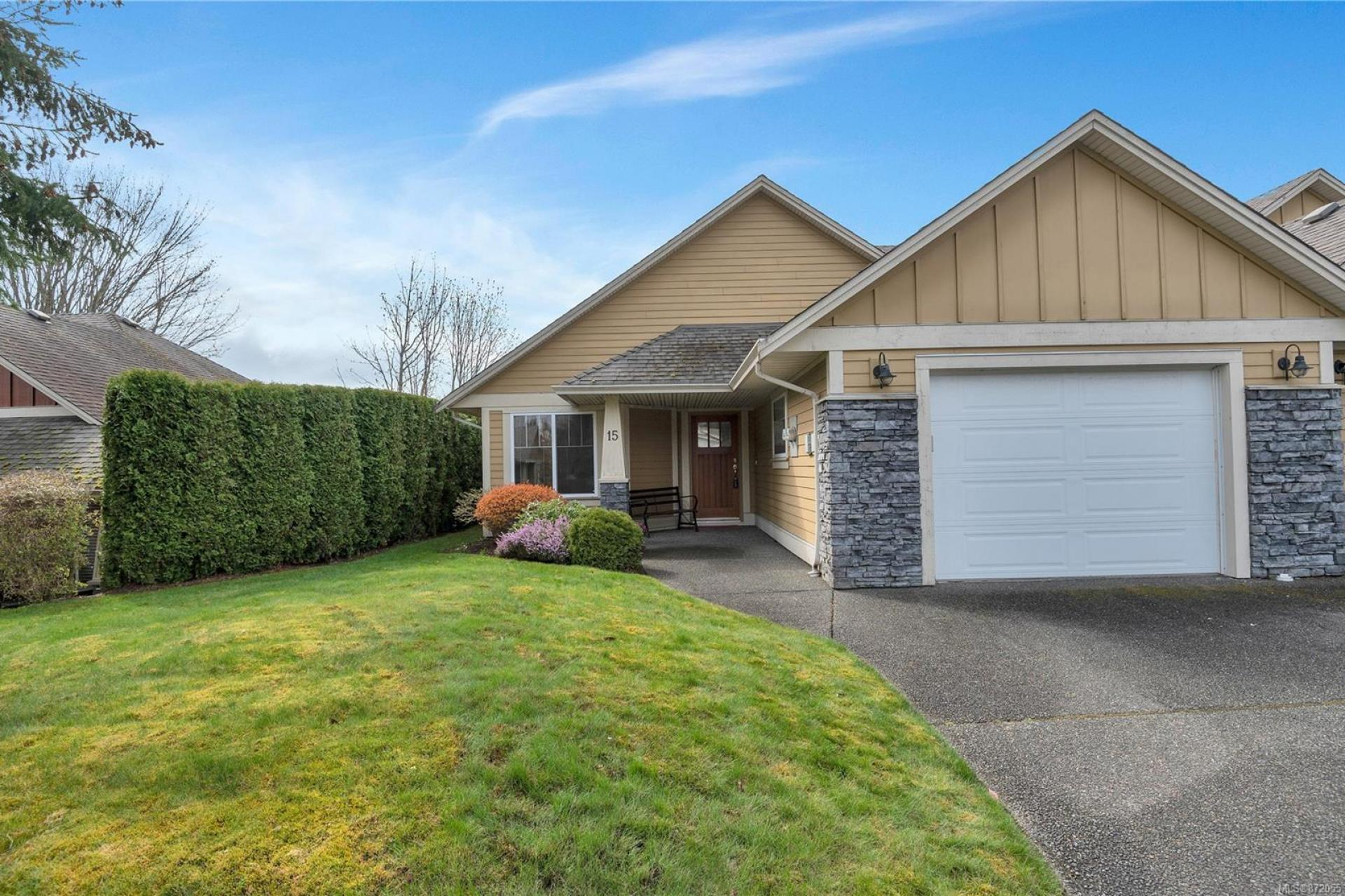 15 - 769 Merecroft Road, Campbell River Central, Campbell River